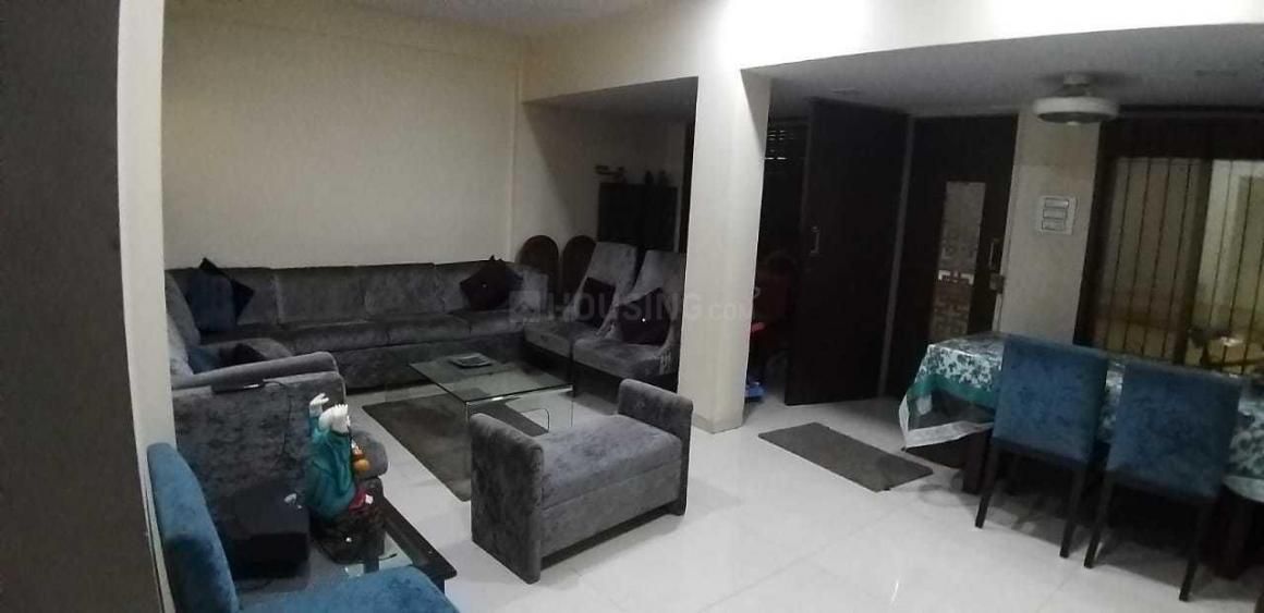 Living Room Image of 1900 Sq.ft 3 BHK Independent Floor for buy in Kopar Khairane for 19000000