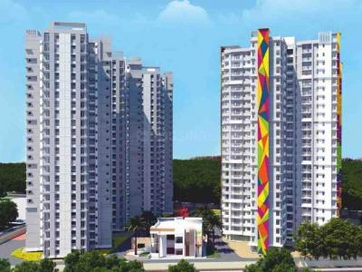 Gallery Cover Image of 530 Sq.ft 1 RK Apartment for buy in Paarth Humming Phase 1, Sarojini Nagar for 1891001