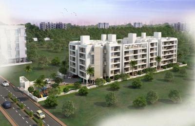 Gallery Cover Image of 865 Sq.ft 2 BHK Apartment for buy in Paras Vista, Wakad for 6100000