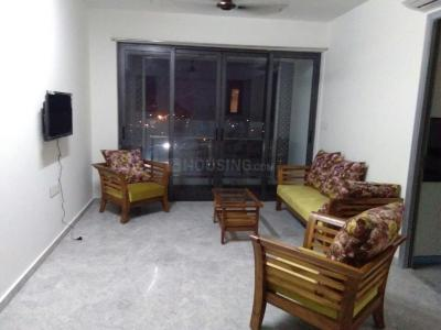 Gallery Cover Image of 1295 Sq.ft 2 BHK Apartment for rent in Lodha Elisium, Sion for 75000