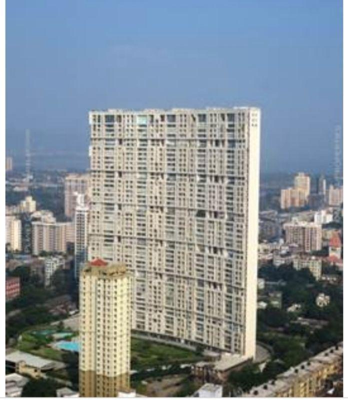 Building Image of 1500 Sq.ft 3 BHK Apartment for rent in Jacob Circle for 300000