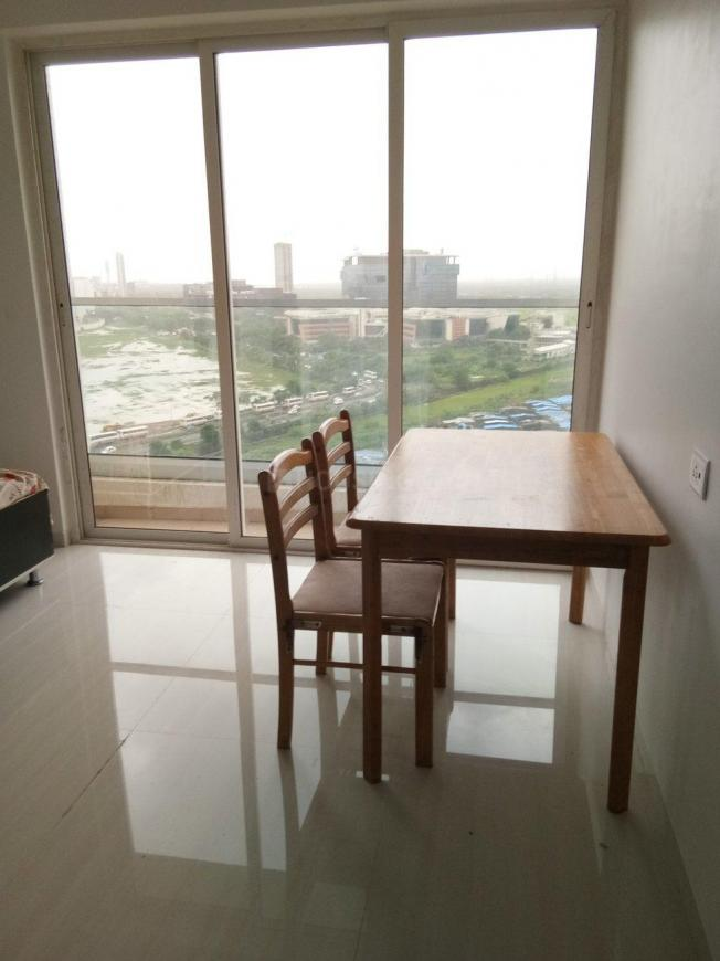 Living Room Image of 1200 Sq.ft 2 BHK Apartment for rent in Dighe for 36000