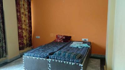 Bedroom Image of Bharat PG in Laxmi Nagar