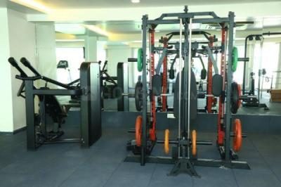 Gym Image of 900 Sq.ft 2 BHK Apartment for buy in Bharat Ecovistas, Shilphata for 6000000