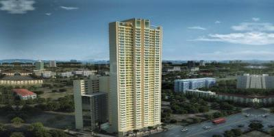 Gallery Cover Image of 1400 Sq.ft 3 BHK Apartment for buy in Ruparel Palacio Ph I, Kandivali West for 24600000