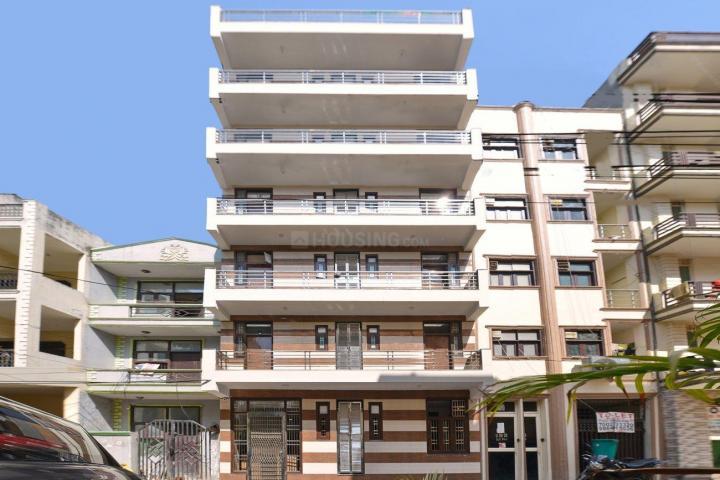 ओयों लाइफ जीआरजी1286 इन डीएलएफ़ फेज 3 के बिल्डिंग की तस्वीर