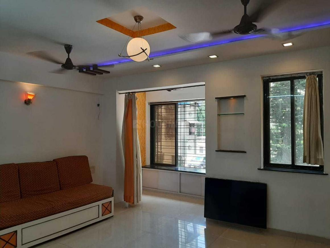 Living Room Image of 1000 Sq.ft 2 BHK Apartment for rent in Santacruz East for 52000