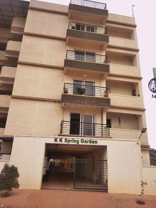 Building Image of 1501 Sq.ft 3 BHK Apartment for rent in Whitefield for 23000