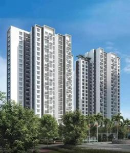 Gallery Cover Image of 1098 Sq.ft 3 BHK Apartment for buy in Godrej Forest Grove At Godrej Park Greens, Mamurdi for 6300000