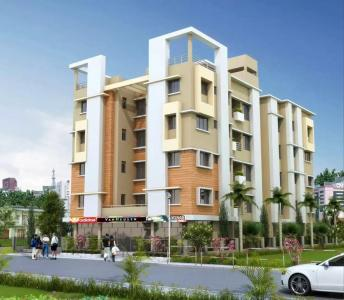 Gallery Cover Image of 1785 Sq.ft 3 BHK Apartment for buy in Adya Exotica Villa, Dhakuria for 7340417