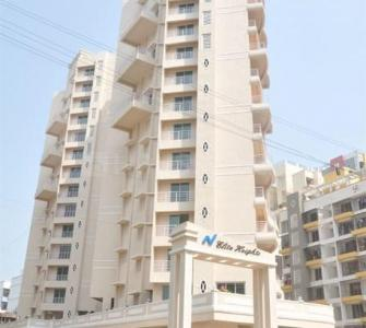 Gallery Cover Image of 1160 Sq.ft 2 BHK Apartment for buy in Jalvayu Vihar Phase 3, Kharghar for 12500000