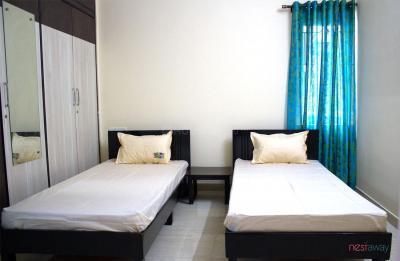 Bedroom Image of 102-anasuya Nest in Basavanagudi