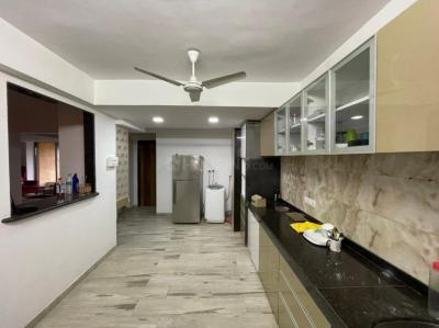 Kitchen Image of 4bhk Fully Furnished Flat in Andheri East