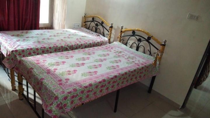 भांडूप वेस्ट में ऑक्सोटेल पीजी नो ब्रोकरेज के बेडरूम की तस्वीर