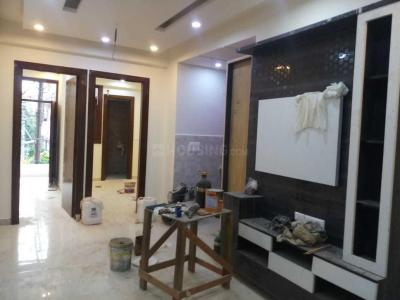 Gallery Cover Image of 1545 Sq.ft 3 BHK Apartment for rent in Shourya The Lotus Pond, Vaibhav Khand for 18000
