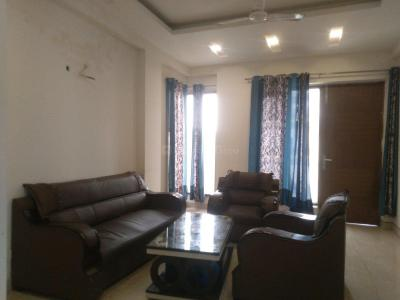 Gallery Cover Image of 1200 Sq.ft 3 BHK Independent Floor for rent in Sushant Lok I for 45000
