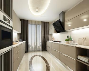 Gallery Cover Image of 1750 Sq.ft 3 BHK Apartment for buy in Kopar Khairane for 21000000
