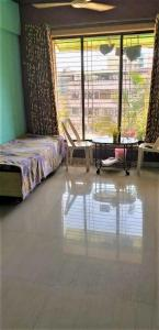 Gallery Cover Image of 950 Sq.ft 2 BHK Apartment for rent in Shankheshwar Shankheshwar Palms, Kumbharkhan Pada for 11000