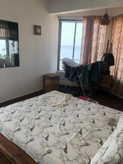 Bedroom Image of 650 Sq.ft 1 BHK Apartment for rent in Andheri West for 62000