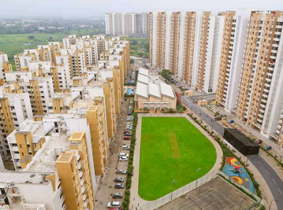 Gallery Cover Image of 550 Sq.ft 1 BHK Apartment for buy in Lodha Palava Codename Riverside, Antarli for 2850000