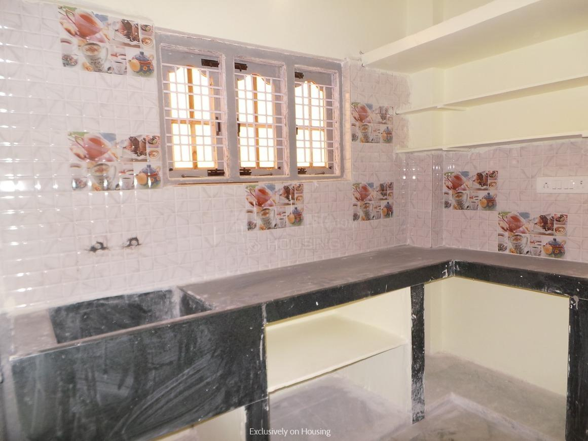 Kitchen Image of 1250 Sq.ft 2 BHK Independent House for buy in Aminpur for 6620000
