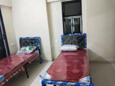 विखरोली वेस्ट में पीजी विखरोली के बेडरूम की तस्वीर