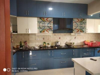 Gallery Cover Image of 1872 Sq.ft 3 BHK Apartment for rent in Bommanahalli for 50000