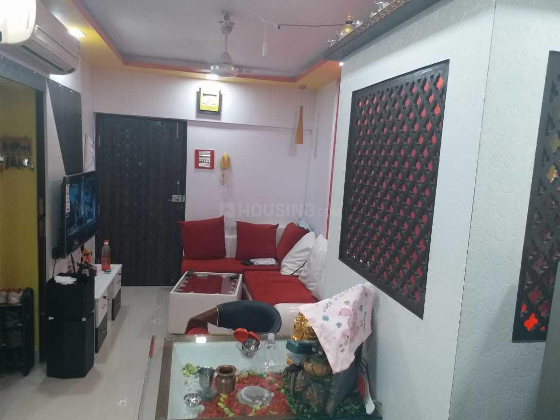 Living Room Image of 525 Sq.ft 1 BHK Apartment for buy in Andheri West for 15000000