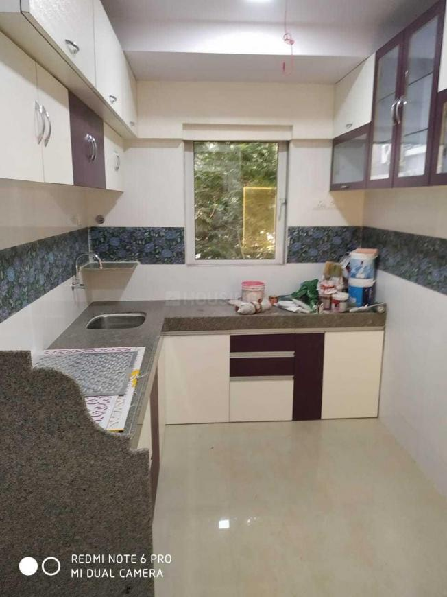 Kitchen Image of 650 Sq.ft 1 BHK Apartment for rent in Andheri East for 42000