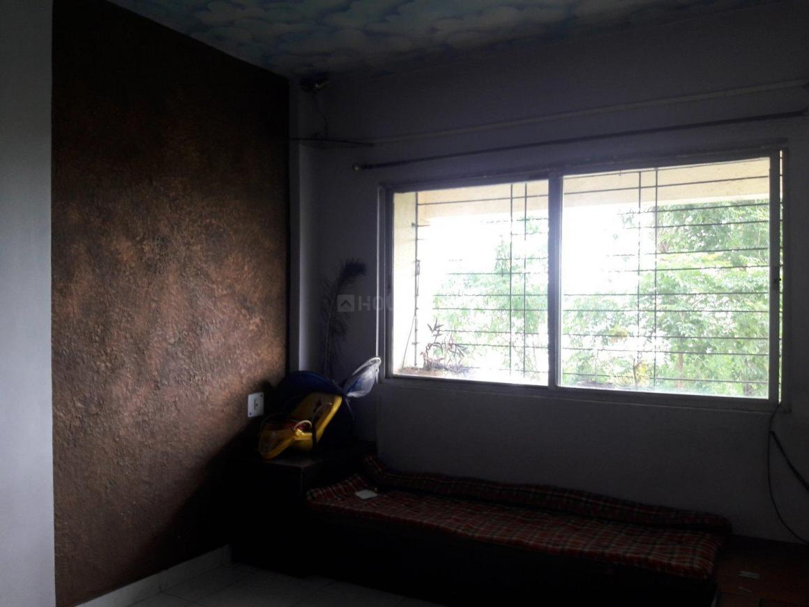 Living Room Image of 550 Sq.ft 1 BHK Apartment for rent in Dhayari for 8000