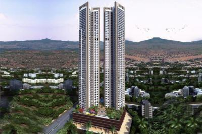 Gallery Cover Image of 975 Sq.ft 2 BHK Apartment for rent in Shapoorji Pallonji Alpine, Kandivali East for 42000