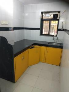 Gallery Cover Image of 680 Sq.ft 1 BHK Apartment for rent in Dhankuber Apartment, Seawoods for 19000