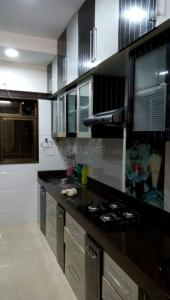 Gallery Cover Image of 680 Sq.ft 1 BHK Apartment for rent in Seawoods for 28000
