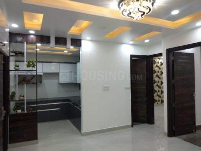 Gallery Cover Image of 850 Sq.ft 3 BHK Independent Floor for buy in Dream Luxury Homez, Dwarka Mor for 5000000