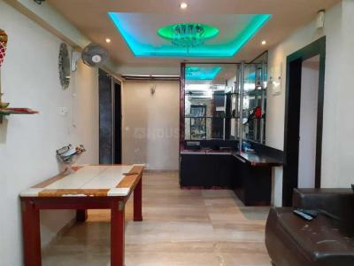 Gallery Cover Image of 1150 Sq.ft 2 BHK Apartment for rent in Kopar Khairane for 45000