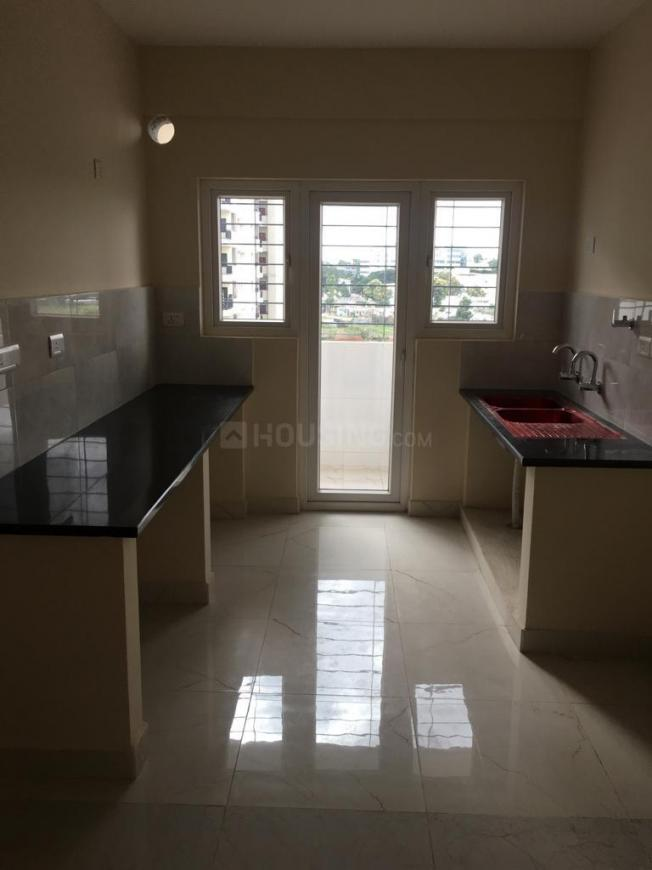 Kitchen Image of 1170 Sq.ft 2 BHK Apartment for rent in Electronic City for 22000