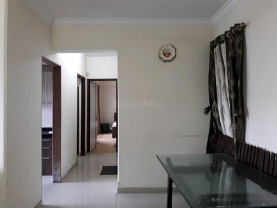 Gallery Cover Image of 1100 Sq.ft 2 BHK Apartment for rent in Airoli for 35000