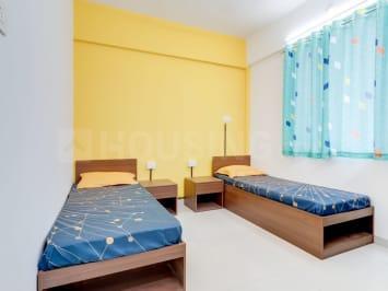Bedroom Image of Ssv Gents PG in Shanti Nagar
