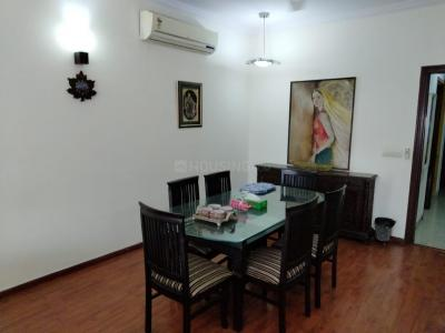 Gallery Cover Image of 1800 Sq.ft 2 BHK Apartment for rent in Hauz Khas for 90000