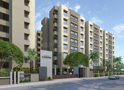 Gallery Cover Image of 1000 Sq.ft 2 BHK Apartment for buy in Adani Aangan, Sector 89A for 3000000