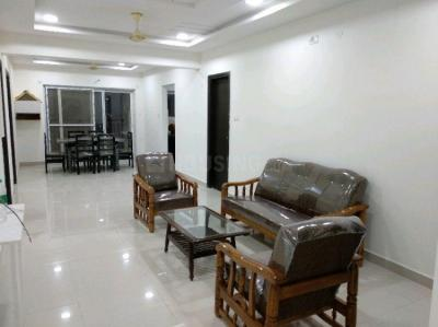 Gallery Cover Image of 2000 Sq.ft 4 BHK Apartment for rent in Kondapur for 66000