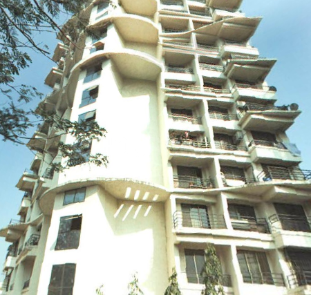 Building Image of 1520 Sq.ft 3 BHK Apartment for rent in Kharghar for 23000