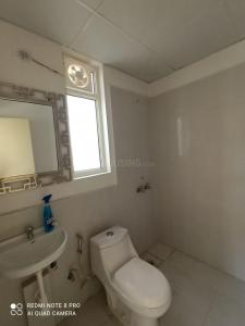 Bathroom Image of 610 Sq.ft 2 BHK Apartment for rent in Pyramid Urban Homes II, Sector 86 for 10000