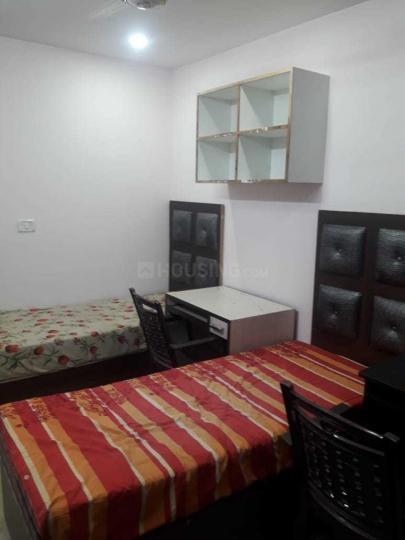 Bedroom Image of Chauhan PG in Karol Bagh