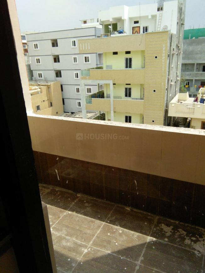 Drying Area Image of 600 Sq.ft 1 BHK Apartment for rent in Kondapur for 13000
