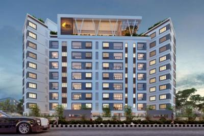 Gallery Cover Image of 1217 Sq.ft 2 BHK Apartment for buy in DRA Tuxedo, Velachery for 11000000