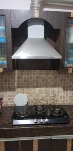 Kitchen Image of Star PG Services in Kala Patthar