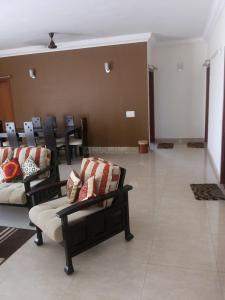 Gallery Cover Image of 2215 Sq.ft 3 BHK Apartment for rent in Prestige Shantiniketan, Whitefield for 65000