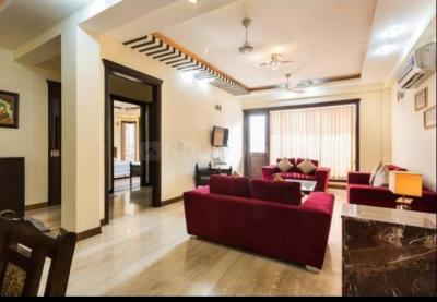 Gallery Cover Image of 3600 Sq.ft 3 BHK Independent Floor for rent in Hauz Khas for 90000