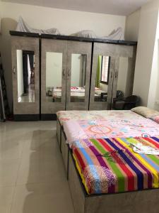 Bedroom Image of Dattani Shelter in Goregaon West